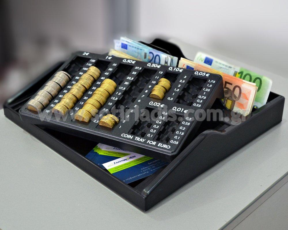 Κερματοθήκη με υποδοχή για χαρτονομίσματα