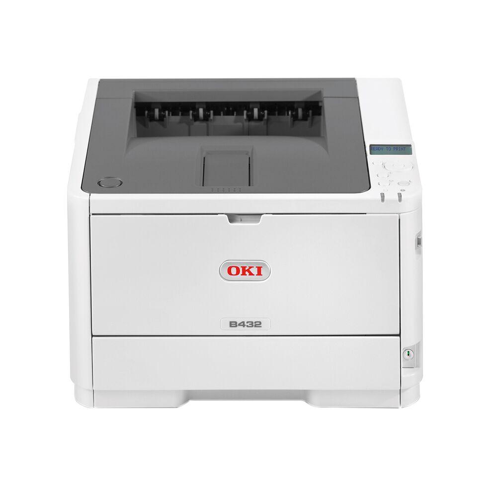 Εκτυπωτής OKI - B432dn Mono Laser