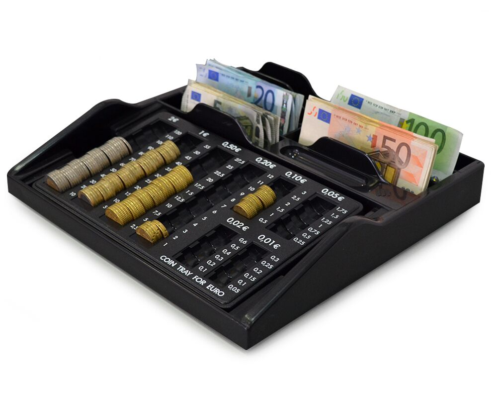 Σετ θήκης κερμάτων & χαρτονομισμάτων