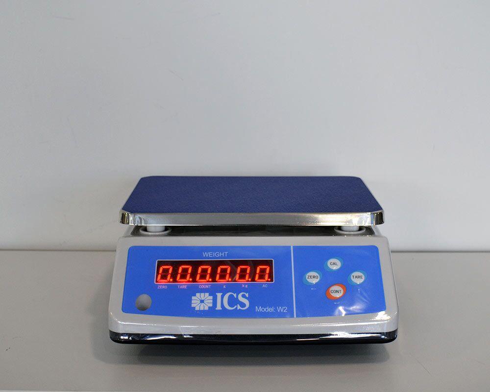 Ζυγαριά εργαστηρίου ICS W2 φωτεινή οθόνη