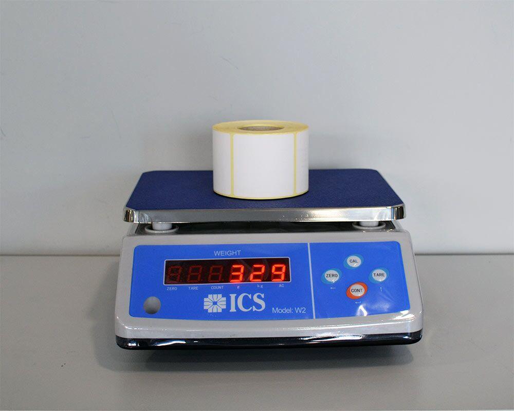 Ζυγαριά εργαστηρίου ICS W2 με ένδειξη