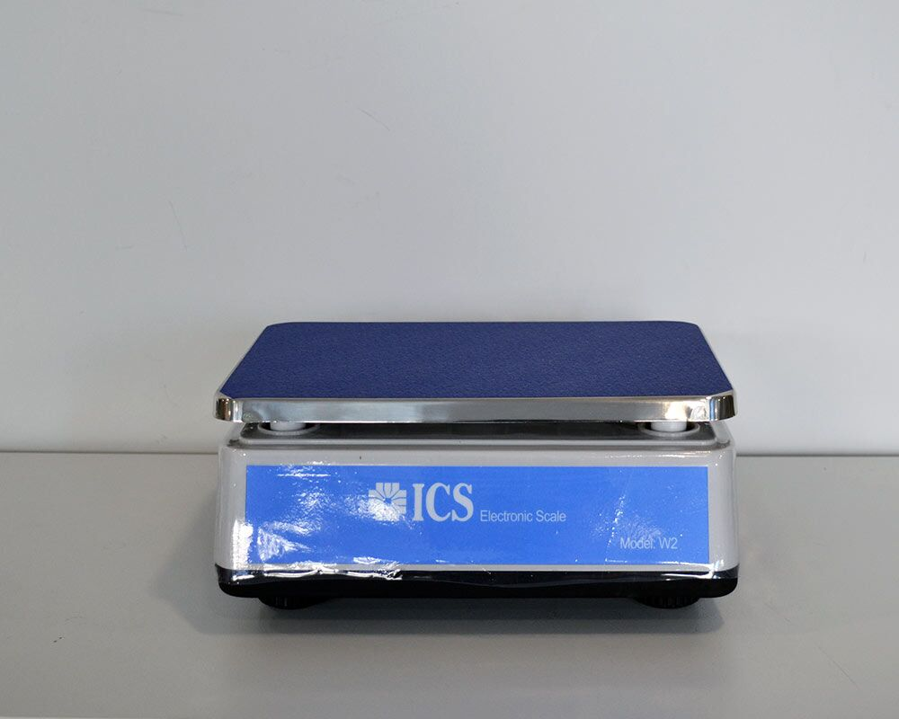 Ζυγαριά εργαστηρίου ICS W2 πίσω μέρος