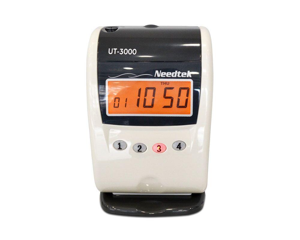Ρολόι παρουσίας προσωπικού NEEDTEK UT 3000