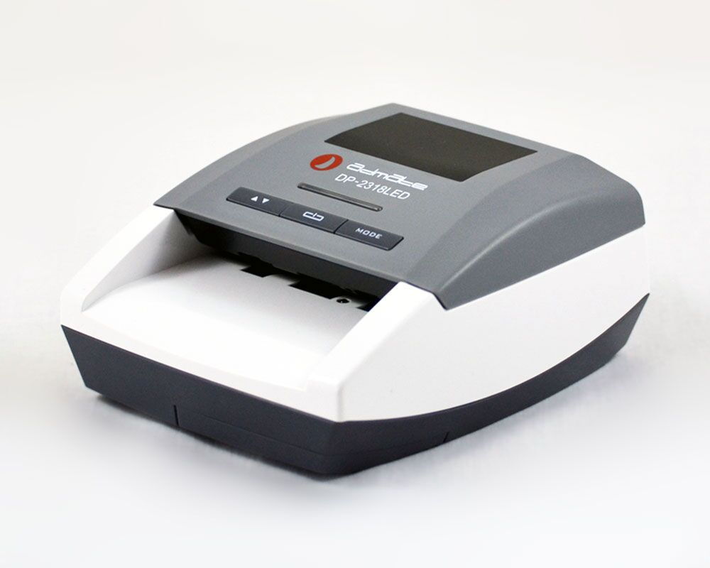 Ανιχνευτής πλαστότητας χαρτονομισμάτων Admate DP 2318