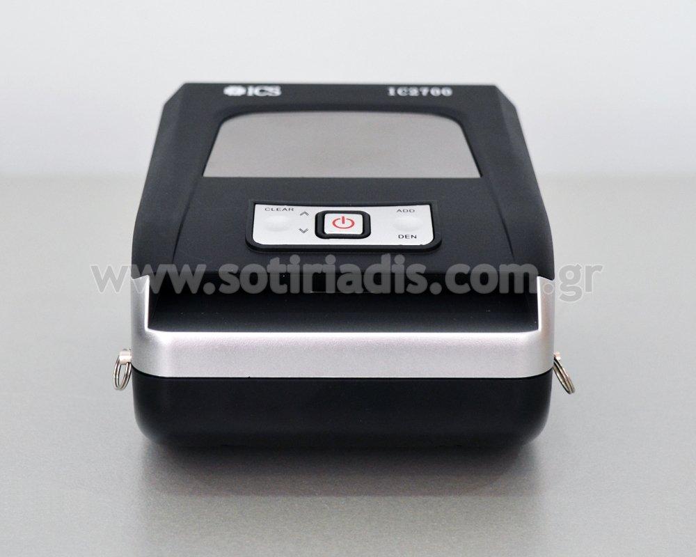Ανιχνευτής γνησιότητας IC-2700 ρεύματος