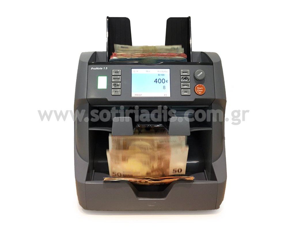 Καταμετρητής χρημάτων DP8110VB / HT8000 / Μικτής Καταμέτρησης