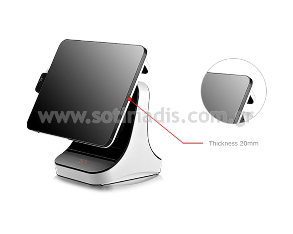 Σύστημα POS P2C 100 Series Slim & Sleek(Fanless)