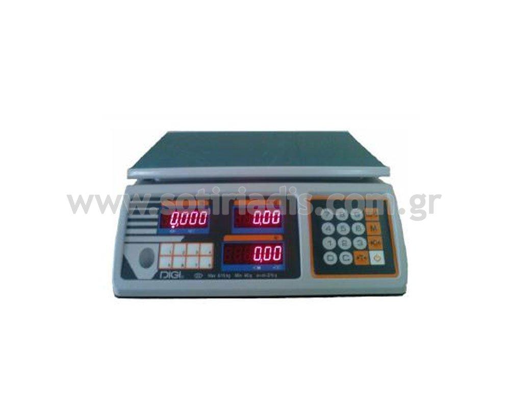 Ζυγαριά λιανικής DS -700 EBR
