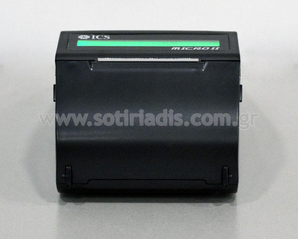 Ταμειακή Μηχανή ICS MICRO II