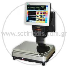 Ζυγιστικά με scanner